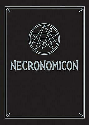 Necronomicon Spell Book