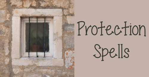 witchcraft protection spells