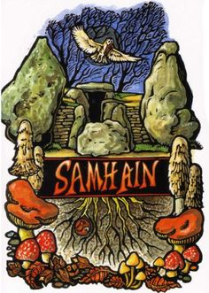 All about Halloween Night and Samhain